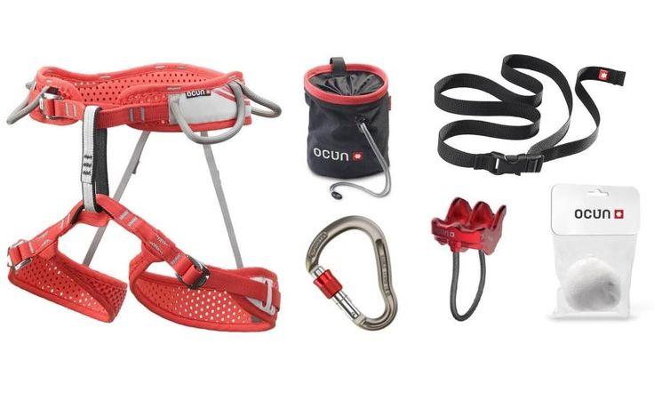 Harnesses : Ocun Climbing weBee Lady Set