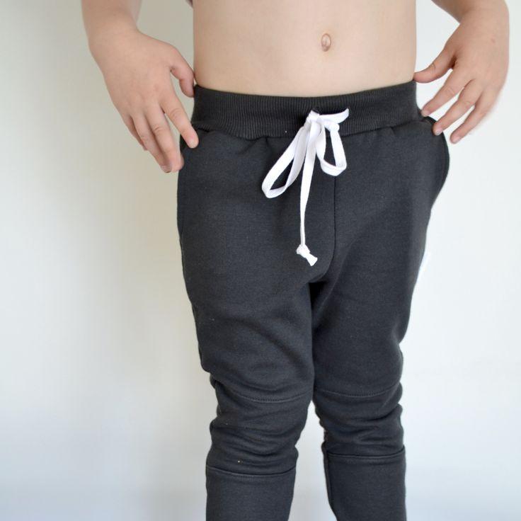 Skinny trackies Slim fit, skinny legs Made in Australia