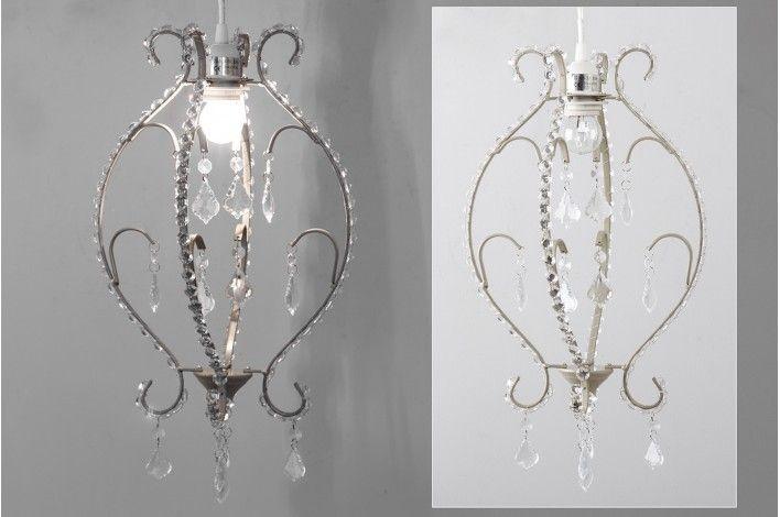 Elegante #lámpara de techo con lágrimas. Medidas:  27x27x41 cm. Ilumina tu casa con estilo. #IdeasParaDecorar con #Merkamueble