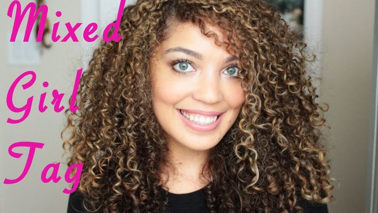 Mixed Girls Hair Styles: Black Woman Redefined