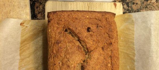Een makkelijk voor te bereiden ontbijt voor de hele week! Bak in het weekend een heerlijk bananenbrood en je hebt ontbijt voor de hele week. Het brood heb ik...