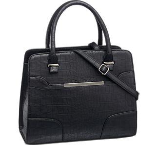Kabelka značky 5th Avenue v barvě černá - deichmann.com   599,--