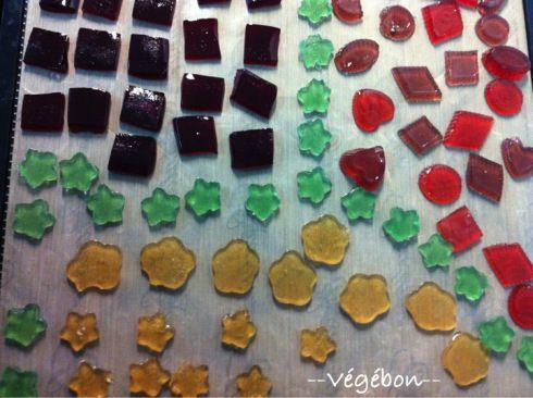 Fabriquer des bonbons vegan :)