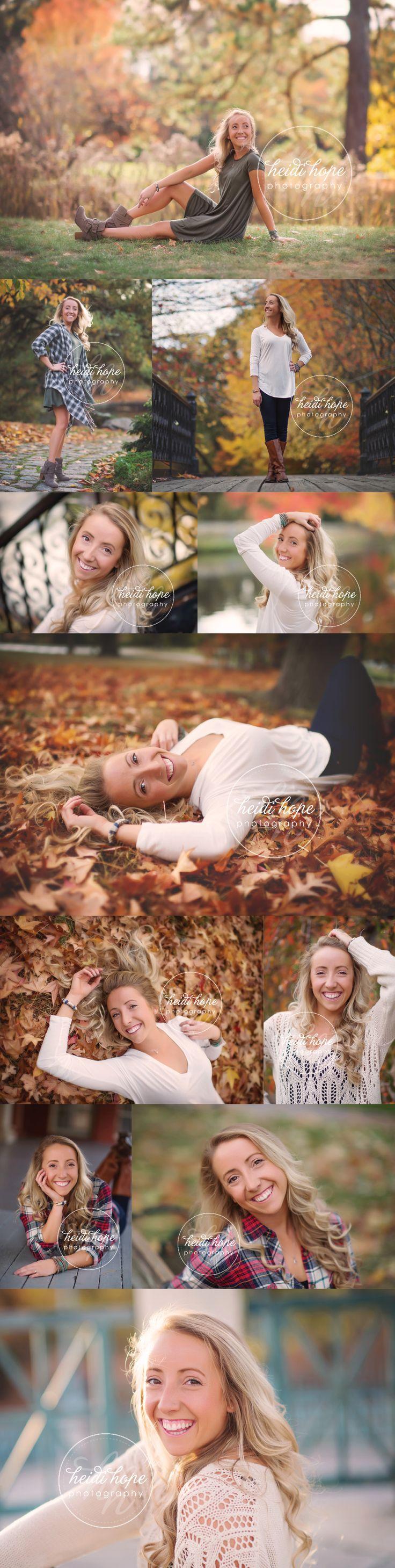 Senior Portraits | Heidi Hope Photography
