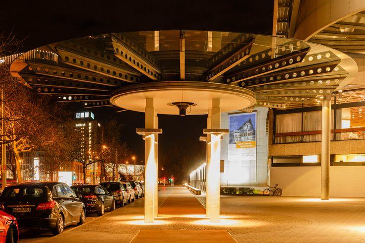 Rondell der Stadthalle Braunschweig