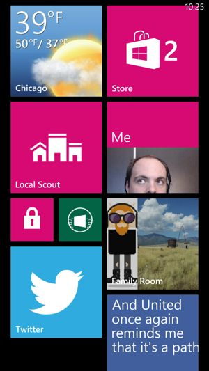 The Verge reviews the Windows Phone 8 software