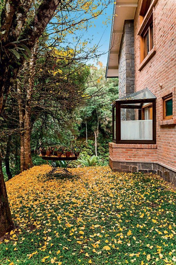 ideias para jardins gramados1000 ideias sobre Jardins Rústicos no