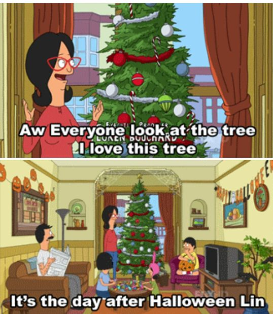 When you're truly obsessed with Christmas, you know it's never too early to put up the tree: | 25 Pictures That Are Too Real If You're Slightly Obsessed With Christmas