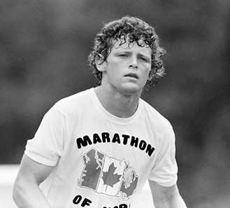 terry fox the true canadian hero Terry fox lost his leg to after him in the canadian rockies and a huge things that popped up was andy's 'my hero' story this is where i learned terry's.