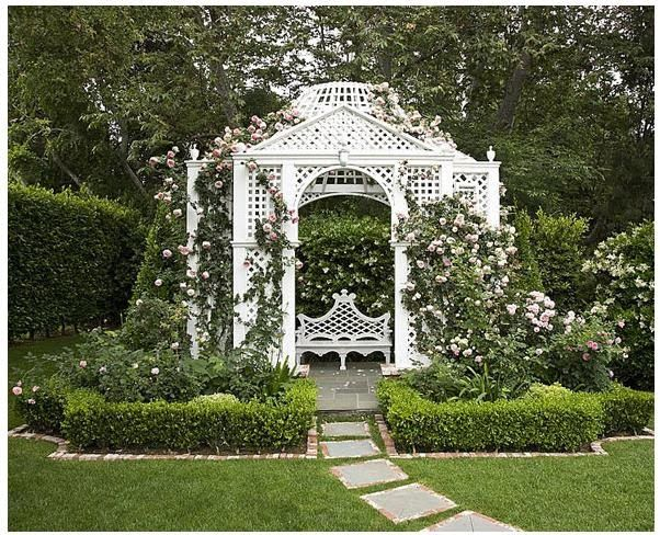 The 25+ Best Rose Garden Design Ideas On Pinterest | Garden Design