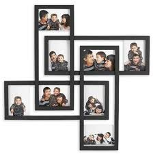 Rectangular Interwoven Wall Picture Frames For Multiple Photos And Art Work    Home Interior Design Themes