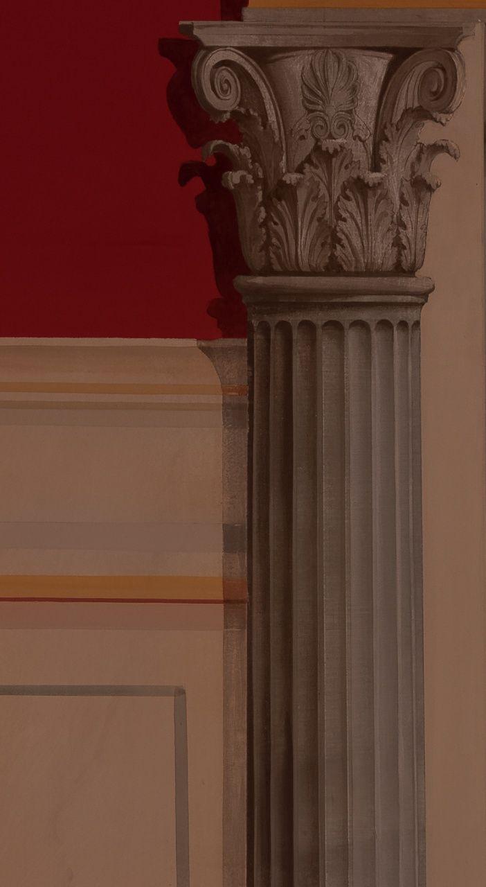 Трапезная в   церквиСмоленской иконы   Божией Матери  Санкт-Петербург, Шушары, Экспофорум    Карпова М.,Мельников А., Фроловский Д.