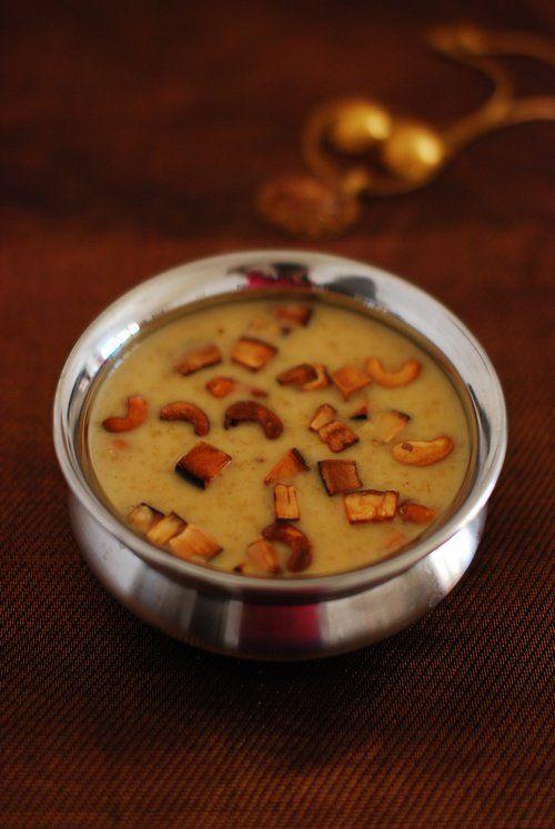 Oats Payasam Recipe
