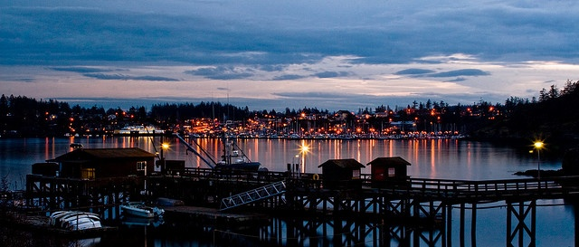 Friday Harbor, I want to live here.
