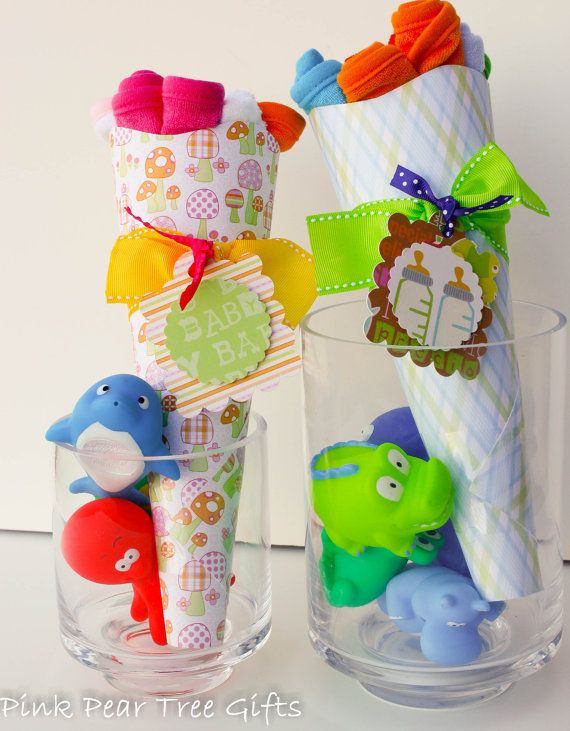 NEW Baby Bouquet Baby Shower Gift Baby Gift  by PinkPearTreeGifts, $12.95