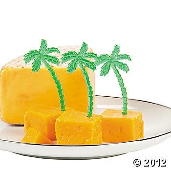 luau party picks