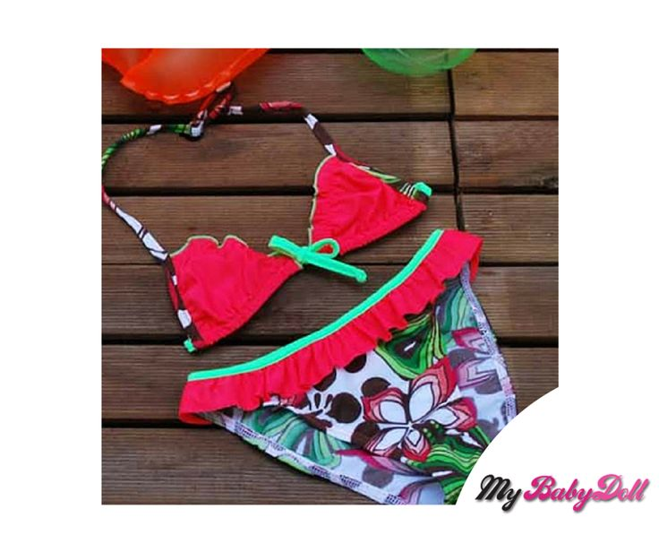 Παιδικό Μαγιώ Bikini – Aquamania By Crool  Δείτε εδώ > http://mybabydoll.gr/shop/girl/paidiko-magio-bikini-aquamania-by-crool-a05-617/  Παιδικό μαγιώ bikini μπουστάκι της ελληνικής εταιρείας Crool. Ένα μαγιώ που θα λατρέψουν οι μικρές μας φίλες αλλά και οι γονείς με την άριστη ποιότητα του. Στεγνώνει εύκολα μετά την έξοδο από την θάλασσα.