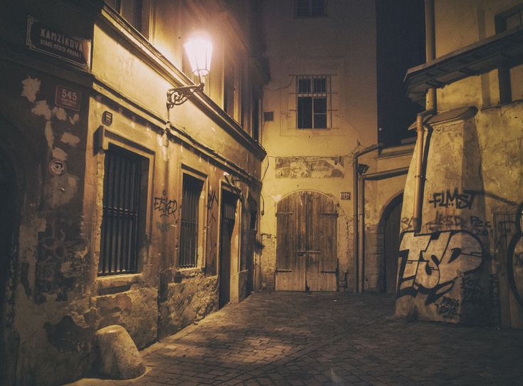 Looking for picture of Old street in Prague? Try my image and use it wherever you want! No attribution. No registration. CC0 license. Photo by Martin Vorel.