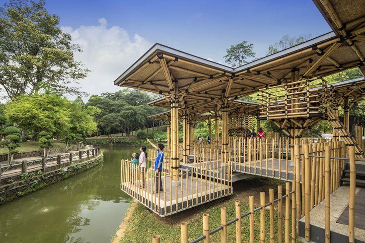 Gallery - The Bamboo Playhouse / Eleena Jamil Architect - 10