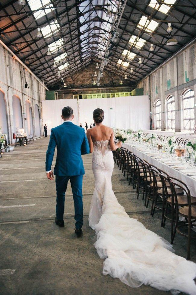 Inbal Dror, BR13-23, Size 8 Wedding Dress | Inbal dror, Wedding ...