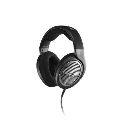 Sennheiser HD 518 Audífonos de diadema, negro