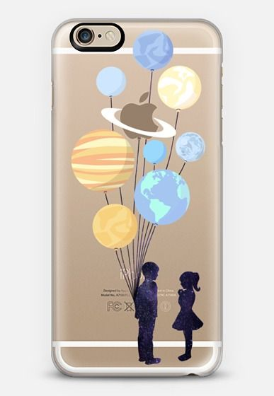 Space love ( romance and balloons for classic snap ) iPhone 6s case by Marta Olga Klara | Casetify