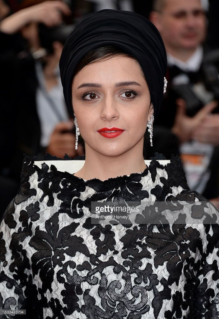 Taraneh Alidoosti attends the closing ceremony of the 69th annual Cannes Film Festival at the Palais des Festivals on May 22, 2016 in Cannes, France.