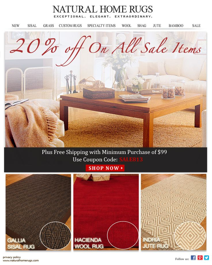 Get Additional 20 Off All Rugs On And Save Up To 70 Coupon Codes