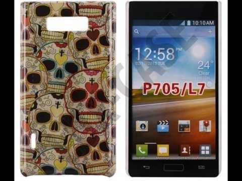 LG Optimus L7 Covers - Lux-Case.dk
