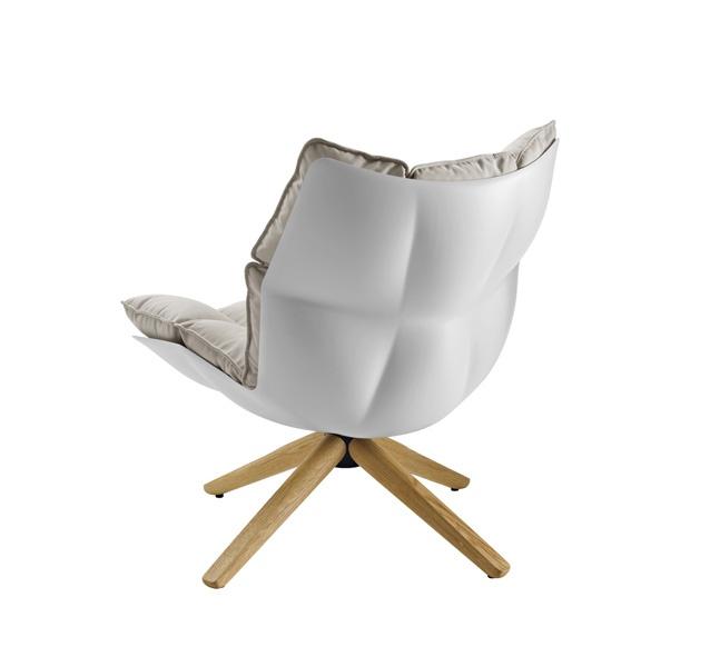 HUSK Poltrona By Bu0026B Italia Design Patricia Urquiola