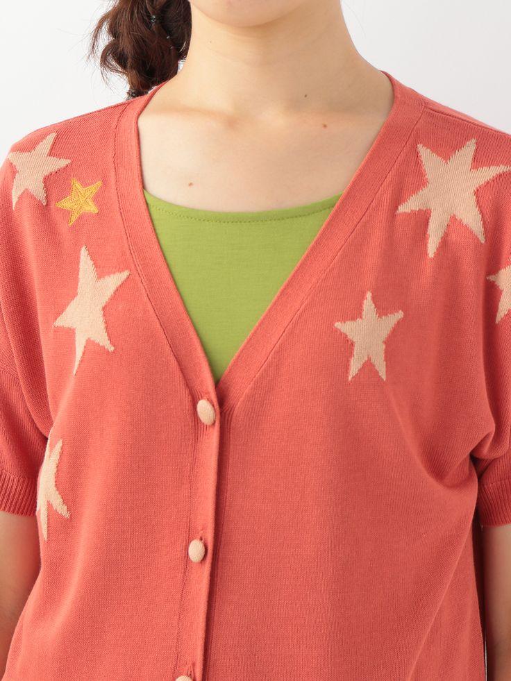 Estrellas JQ knit cardigan | Jocomomola de Sybilla | Itokin fashion mail order site