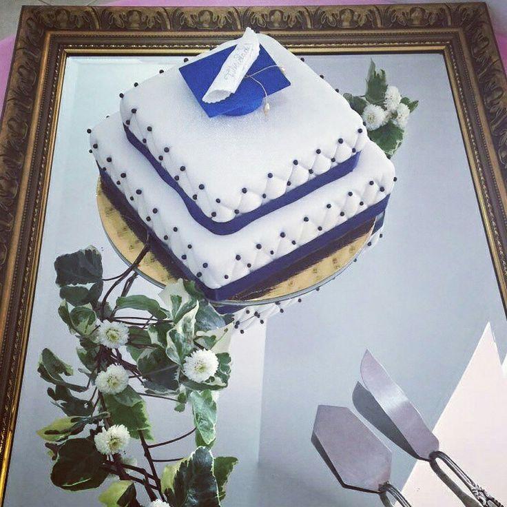 Para una ocasion especial, una torta especial, grado