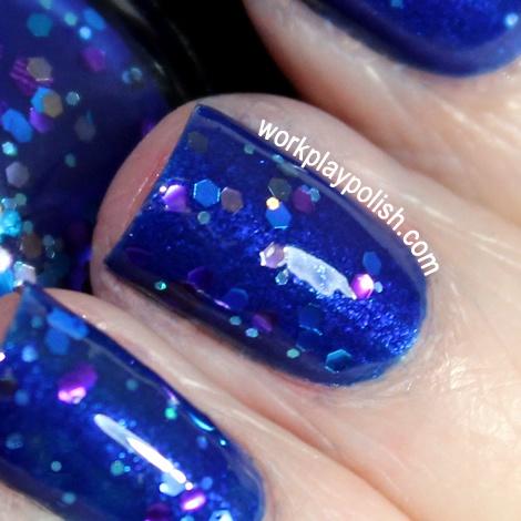 Vivid Lacquer Waning Gibous #nailpolish #manicure #mani