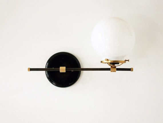 Modern Balanced Wall Sconce Lamp Modern Lighting by DLdesignworks