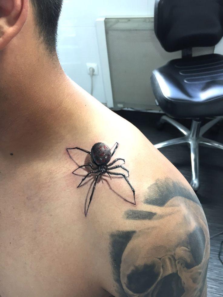 aranha viuva negra black widow spider tattoo power estudios lojas de tatuagens porto portugal matosinhos melhor estudio best tattoo studio melhor tatuador best tattoo artist Joaquim Cruz.JPG (imagem JPEG, 1200 × 1600 pixels) - Redimensionada (57%)