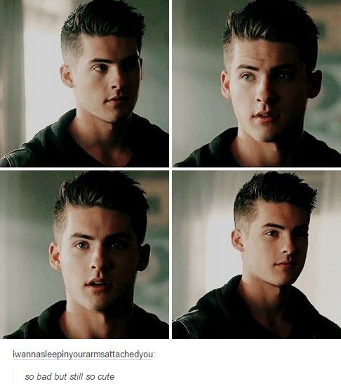 Day 27~ So i dont like any villian (except you know stiles but i hate the…