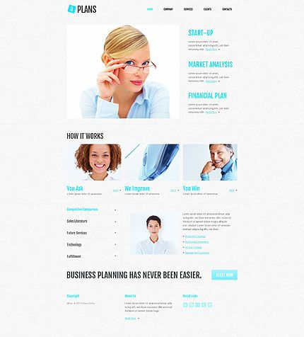 Responsive clean html5 beauty..  http://www.titantemplates.com/en/template/42805