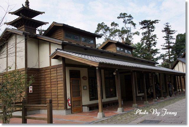 ◆木造日式建築之美‧美麗的森林生態小學「內湖國小」 @ I'm Jenny ☞ Happy life ‧ Exploration Kitchen。◕‿◕。✿…