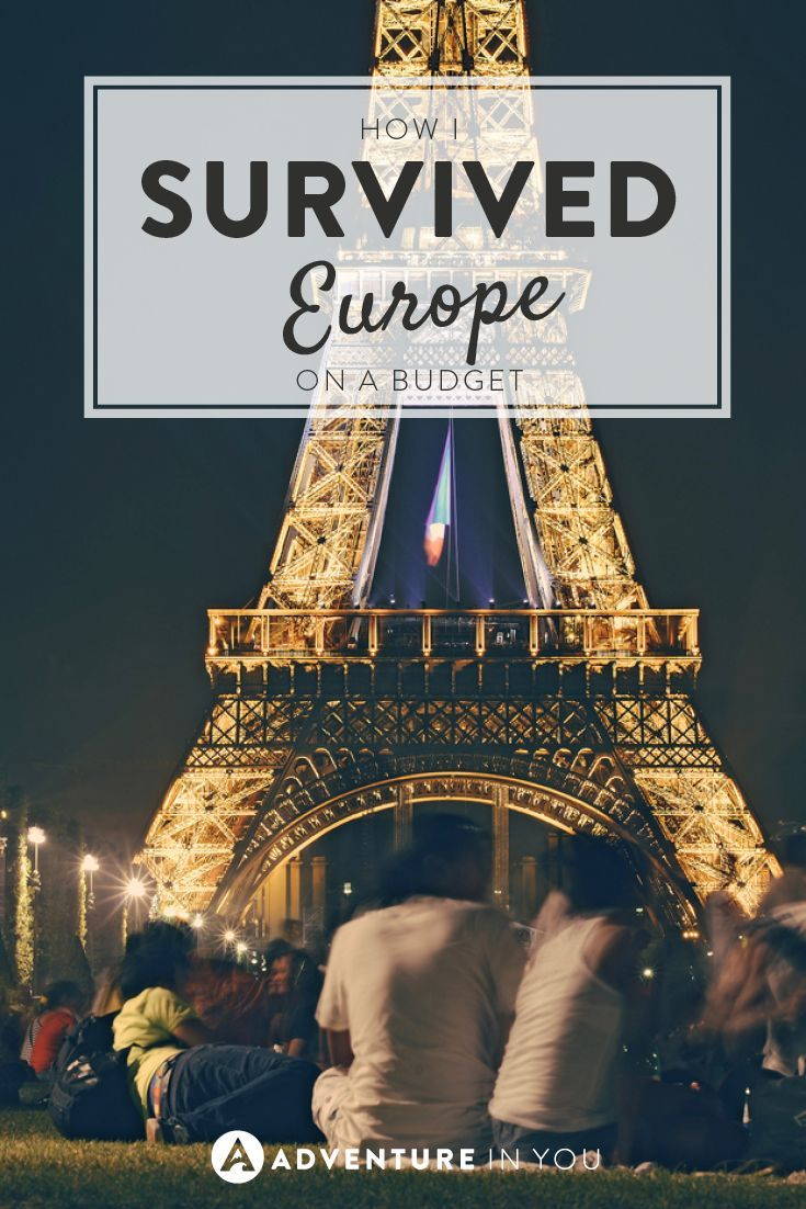 Europe is expensive right? Here is how I survived it on a budget
