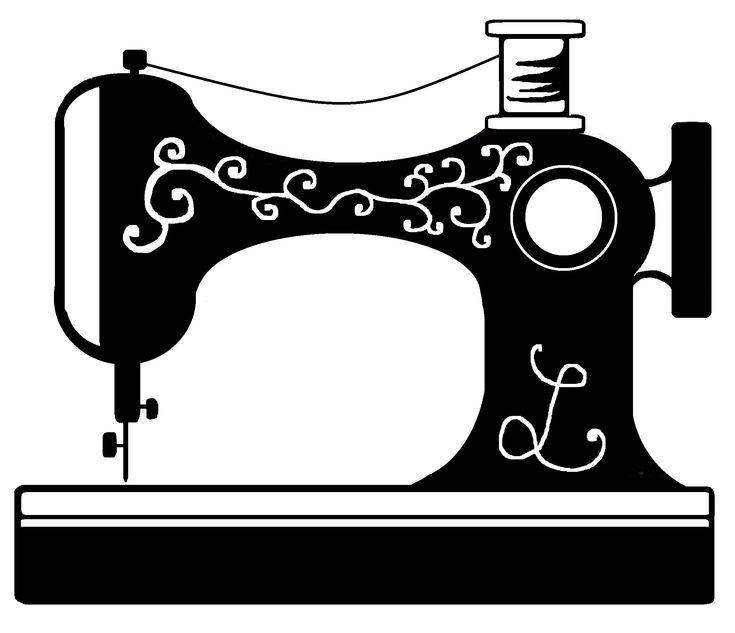 помощью картинки вектор швейная машина важен