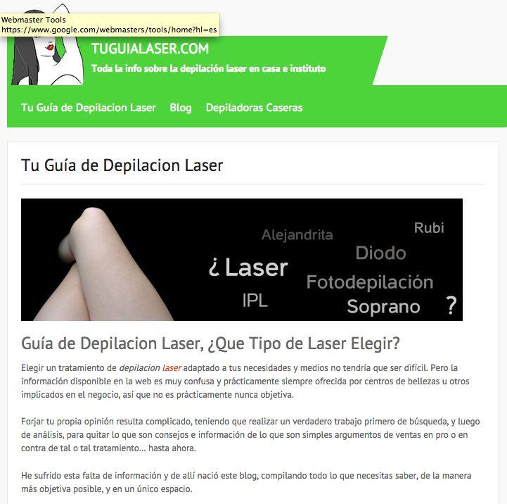 ¿Que Tipo de Laser Elegir? Te ofrezco una guía para ayudarte a fácilmente elegir el tipo de Depilacion Laser que más le conviene a tu pelo, tu piel y tu presupuesto.  Léelo en  www.tuguialaser.com   #Depilacion #IPL #Fotodepilacion #LuzPulsada #Alejandrita #Soprano #Lightsheer #Diodo #Laser #Permanente