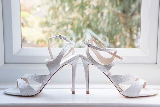 Shoes are a girls best friend  . . . . . . #shoesdaytuesday #weddingheels #weddingshoes #girlsloveshoes #shoeporn #stappyheels #comfyshoes #bridalshoes #bridalfashion #shoesday #weddingphotographer #devonweddingphotographer #naturallight #naturalweddingphotography #bridalprepphotography #devonwedding #bridalprep #modernstyle #moderneedding  #modernbride #bridetobe #isaidyes #imgettingmarried #gettingmarriedsoon #mrandmrs #weddingplaning #engaged #engagement