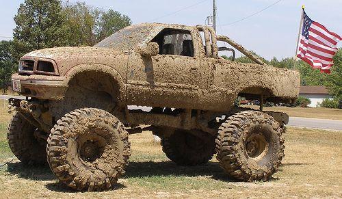 mudding trucks | Suspension-Mud-Truck-Lift-Plainfield-Naperville-Bolingbrook-Illinois ...