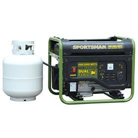 Great for running the RV while out on the road, or for keeping essential appliances going during a power outage, the Sportsman Series 4000 Watt Dual Fuel Generator has the power and flexibility to handle the task. This generator runs on either unleaded gasoline or propane gas, so you can use whichever fuel is more […]