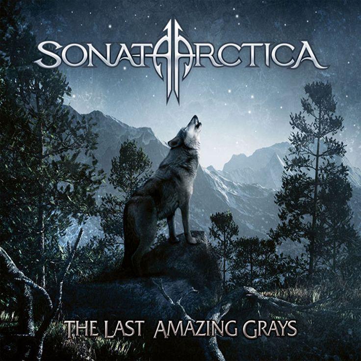 Caratula Frontal de Sonata Arctica - The Last Amazing Grays (Cd Single)