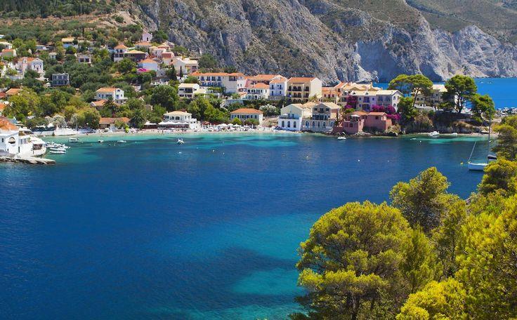 Chephalonia Island, Ionian Sea.. ΑΩ!