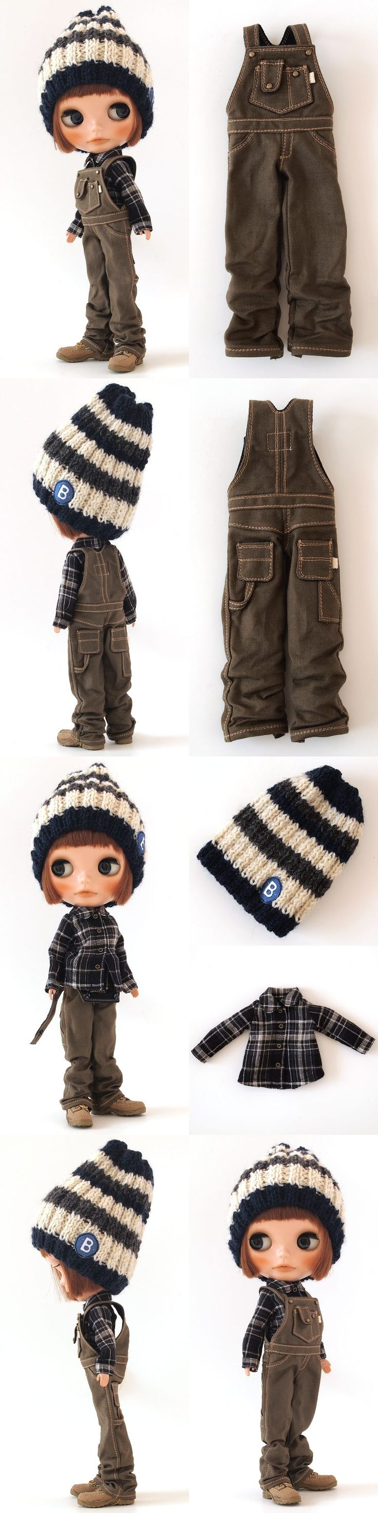 ** Blythe outfit ** Lucalily 370**の画像:mahounote.