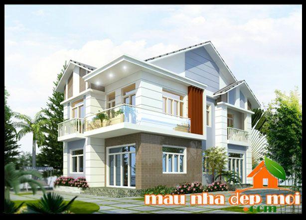 Giới thiệu mẫu thiết kế nhà vườn đẹp 2 tầng mái thái ở nông thôn có 4 phòng ngủ tại Đồng Xoài-Bình Phước  http://maunhadepmoi.com/gioi-thieu-mau-thiet-ke-nha-vuon-dep-2-tang-mai-thai-o-nong-thon-co-4-phong-ngu-tai-dong-xoai-binh-phuoc.html