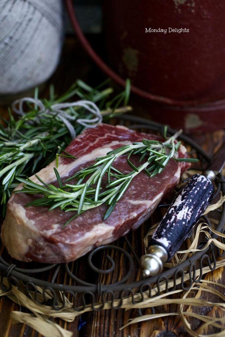Один хороший маринад для мяса » Рецепты » Кулинарный журнал Насти Понедельник. Кулинарные рецепты с фото.