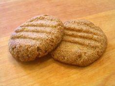 全粒粉100%のクッキー1